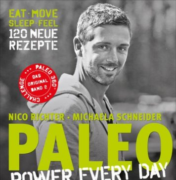 Steinzeit Diät: Paleo Power every day.
