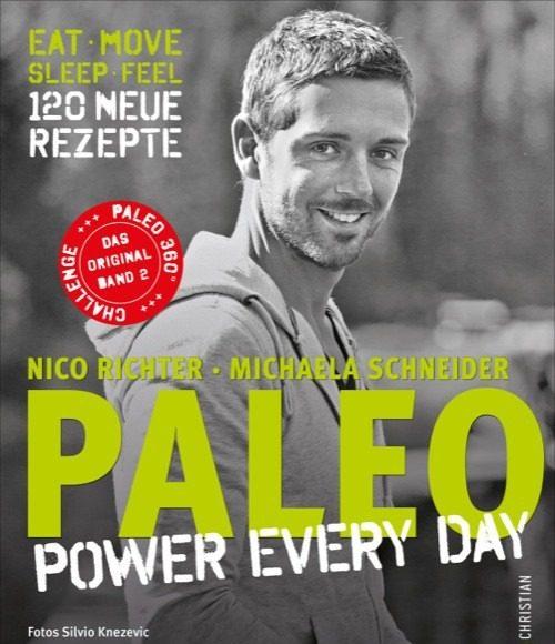 Steinzeit Diät: Paleo Power every day.